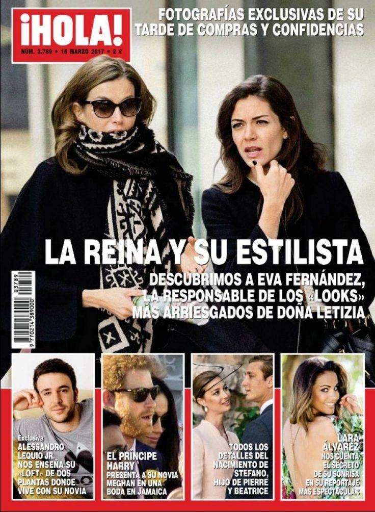 #Magazine Lara Álvarez - Hola Magazine Spain March 2017 Issue   Celebrity Uncensored! Read more: http://celxxx.com/2017/03/lara-alvarez-hola-magazine-spain-march-2017-issue/