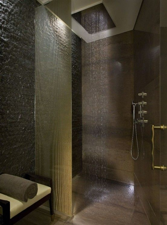 photos the creative design ideas for rain showers bathrooms treatment room shower hirsch bedner associates