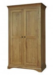 French Oak Ladies Wardrobe-http://solidwoodfurniture.co/product-details-oak-furnitures-378-french-oak-ladies-wardrobe.html