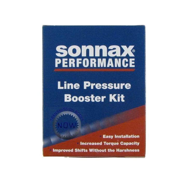 6L80E 6L90E Sonnax 6L80E-LB1 Line Pressure Booster Kit upgrade  S-6L80E-LB1  #TransmissionPartsNow