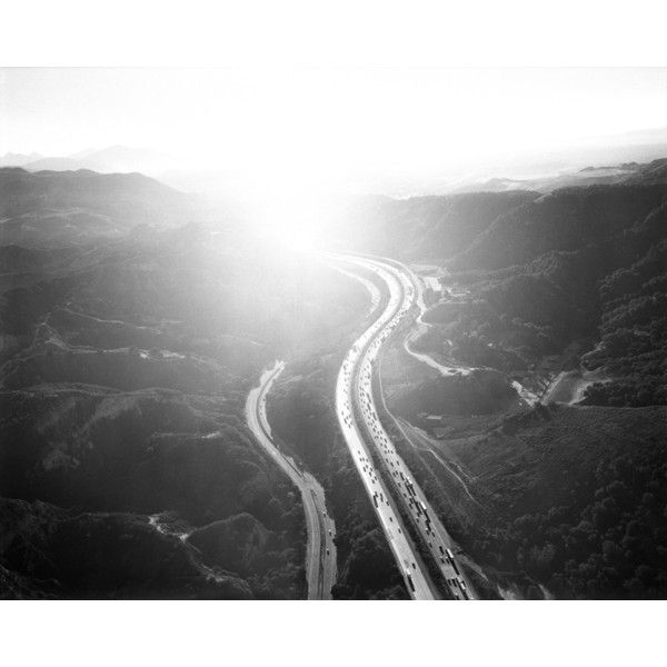 Golden State Freeway/San Fernando Pass; From Los Angeles 02.12.04 ($2,000