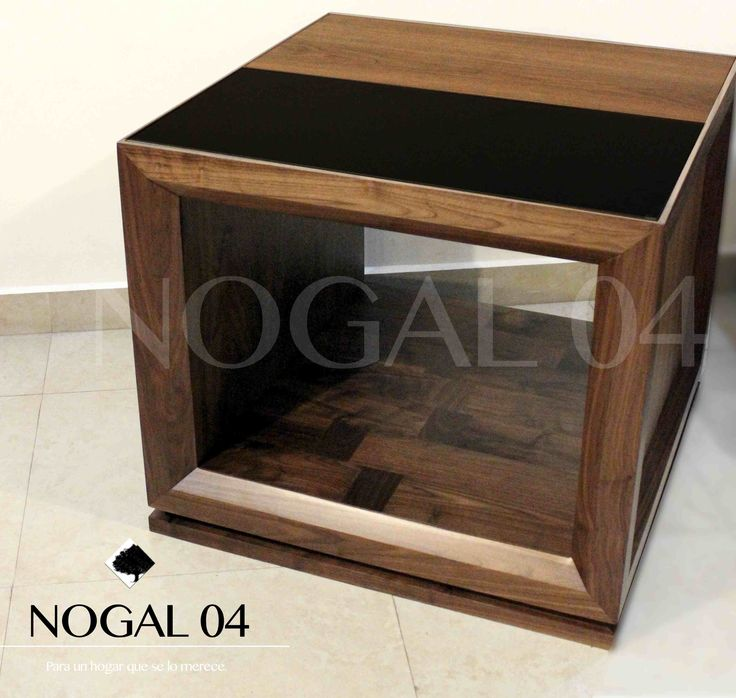 29 best muebles madera nogal 04 images on pinterest - Muebles de nogal ...