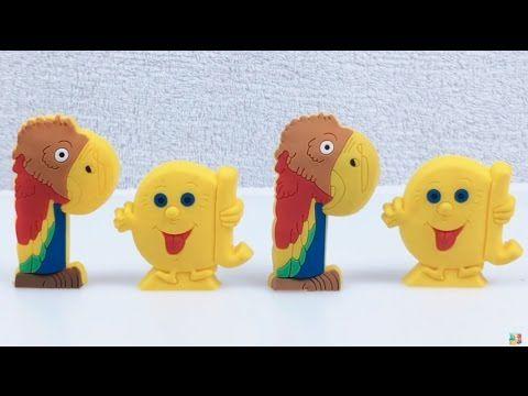 Apprendre les voyelles de l'alphabet avec les Alphas - La planète des Alphas - YouTube