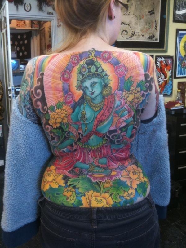 Best Tattoos Ever, Full Body Tattoos Horimono, Irezumi