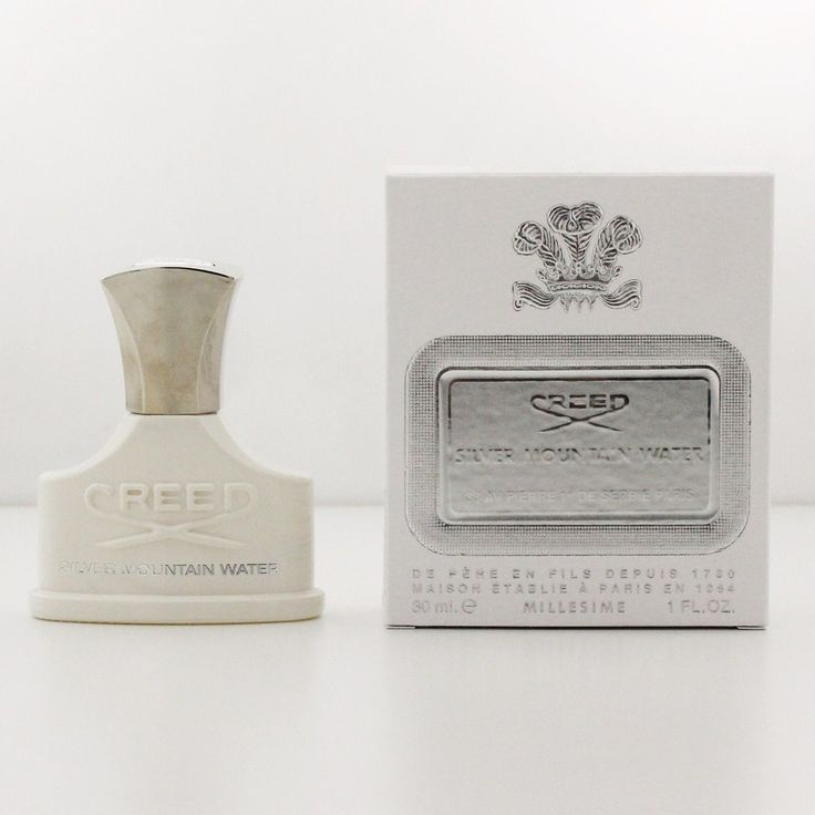 Profumo CREED SILVER MOUNTAIN WATER Millesimato 30 ml