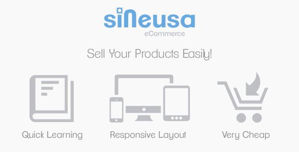 siNeusa eCommerce   http://codecanyon.net/item/sineusa-ecommerce/7119341?ref=damiamio      siNeusa eCommerce siNeusa a CakePHP eCommerce.  Documentation Help to improve siNeusa! 	 Visit the link to interact, suggest and follow the development of new features for siNeusa eCommerce: https://trello /b/k9jukvsl/sineusa-ecommerce  Updates 	 v2.2.0 – July 30, 2014   Login admin and public  Can change request status  New languages: portuguese and greek  Group and user admin default can't be…