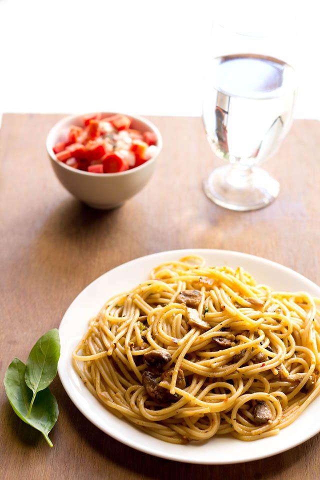 #vegan mushroom spaghetti bolognese, vegetarian mushroom spaghetti bolognese