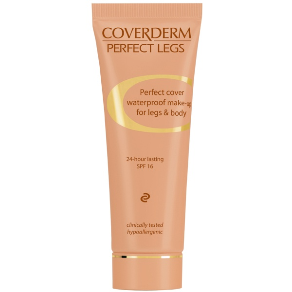 Buy CoverDerm Perfect Legs Foundation at www.bebeautiful.com