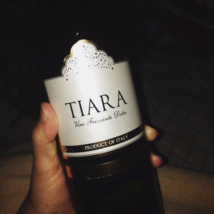 추억이 있는 티아라 와인