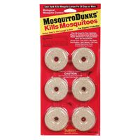 Vitamin Grocer Australia, SUMMIT CHEMICAL COMPANY, SUMMIT CHEMICAL - Mosquito Dunks - 6 Pack