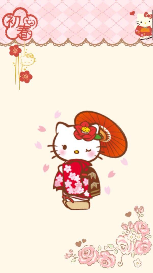 201 besten HK + KIMONOS Bilder auf Pinterest | Kimonos, Sanrio hello ...