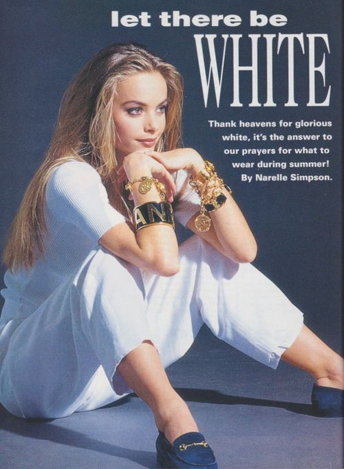 Cosmopolitan (Australia) December 1991 | Alison Brahe