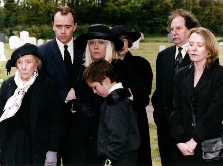 Arthur Fowler's Funeral