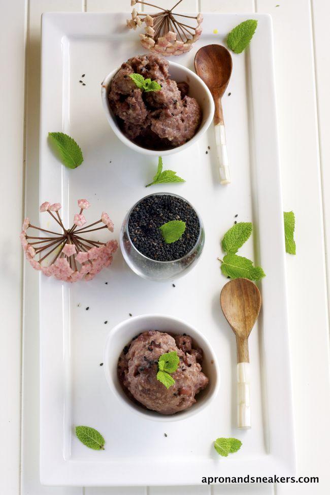 Azuki Red Bean Ice Cream & Ice Pops