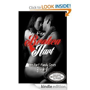 Amazon.com: Broken Hart (The Hart Family) eBook: Ella Fox: Books