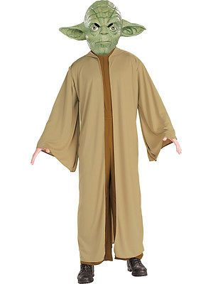 Adult official star wars yoda #outfit #fancy dress costume jedi master #alien rob,  View more on the LINK: 	http://www.zeppy.io/product/gb/2/191578346429/