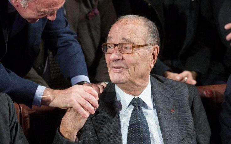 Jacques Chirac se réjouit de la défaite de Nicolas Sarkozy : Claude Chirac dément - Le Parisien