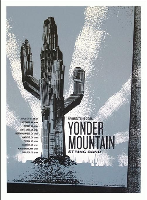 1000  images about yonder mountain string band posters on pinterest