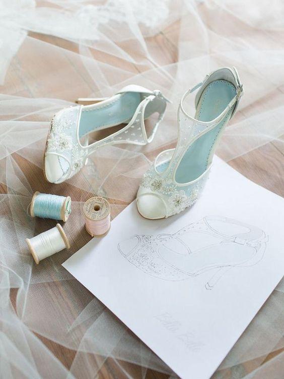ロマンチックな雰囲気が素敵♡ベラベルのレーシーパンプス♪ ウェディングではきたい花嫁の憧れシューズまとめ。結婚式・ブライダルの靴の参考に☆