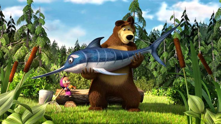 Related to Masha And the bear ANTV kartun lucu bahasa indonesia