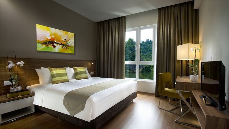 The Haven Ipoh is among the first hotels in Malaysia to use 100 percent renewable energy!