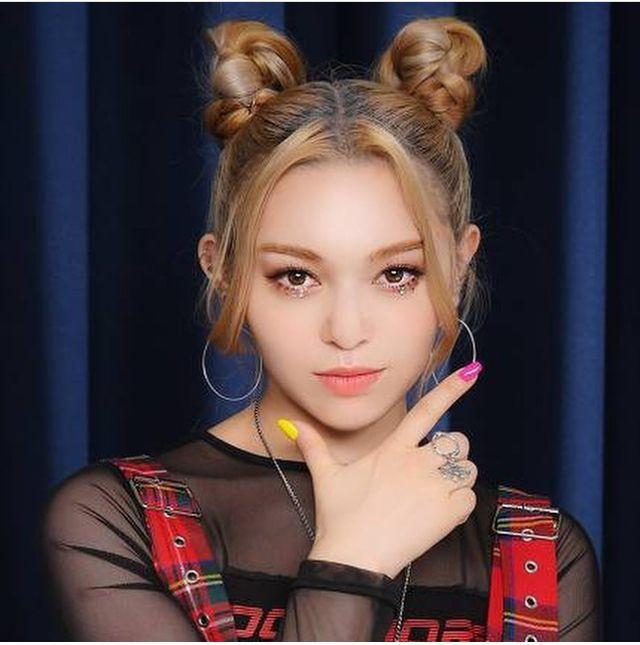 Iᴛs S Aʟᴇxᴀ Alexa Kpop Girls Kpop Hair