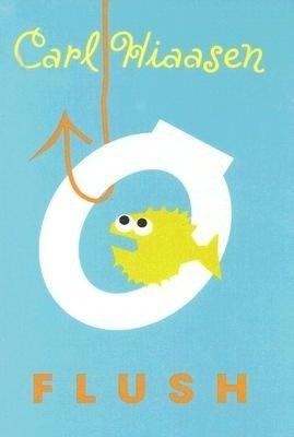 Flush - PZ7.H52 Flu 2005 - AU Juvenile - check availability of this fiction title by Carl Hiaasen @ https://library.ashland.edu/search~S0/i?SEARCH=0375921826