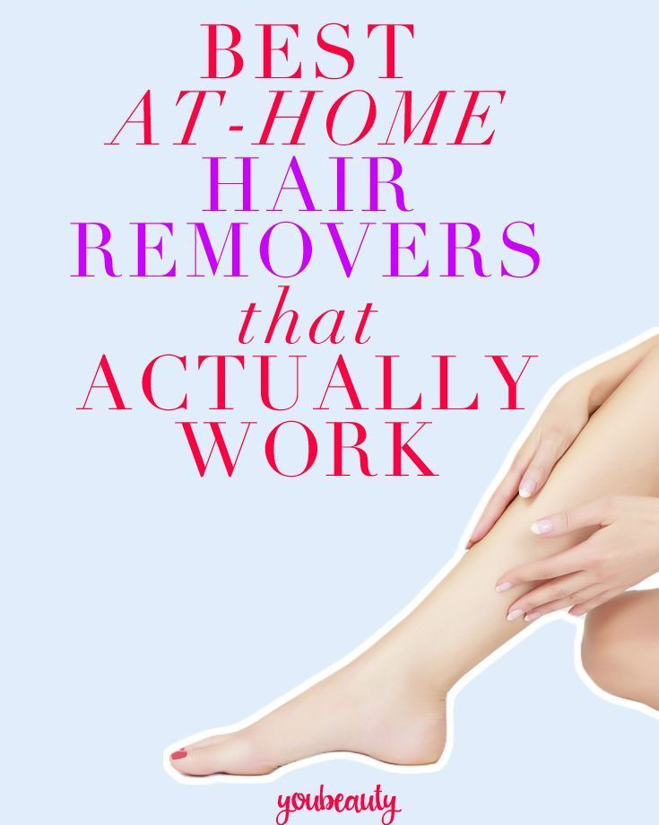 Feeling fuzzy? These 8 at-home hair removers actually work! #laser #dipilator #shaving #bodyhair #waxing #laserhairemoveal #wax #hairremoval #facialhair