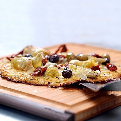 Try This Easy Cauliflower Pizza Crust Recipe | Health.com