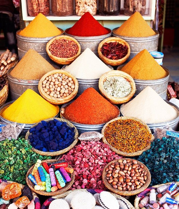 From pastry to spiced lamb, Morocco's most vibrant city offers a painter's palette of flavours and aromas not to miss.