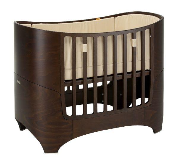 Baby Koo - Leander 4 in 1 modern crib.
