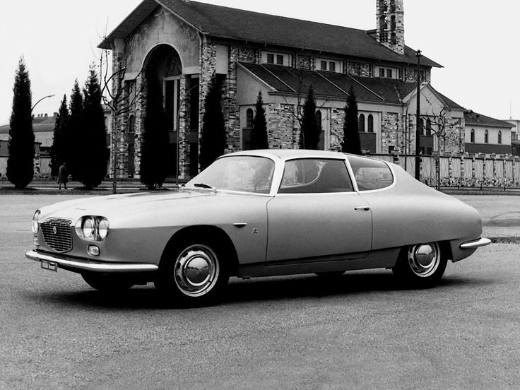 Lancia Flavia Sport - 1962