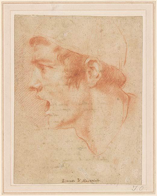 Aniello Falcone: Portrait of Masaniello (The Morgan Library & Museum)