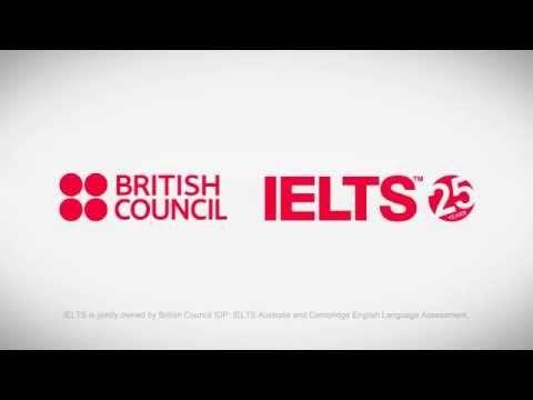 British Council IELTS - YouTube