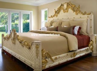 Home Jepara | Jepara Furniture Store | Mitra Mebel Furniture Jepara | Mebel Jepara: Tempat Tidur Dipan Mewah King Size | MITRA MEBEL J...