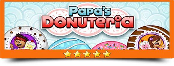 Play Papas Donuteria