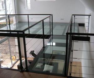 17 meilleures images propos de le prochain plancher sur - Fermeture mezzanine verre ...