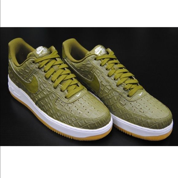 Nike Air Force 1 07 Lv8 Military Green Nike Air Force Nike Sneaker Lovers