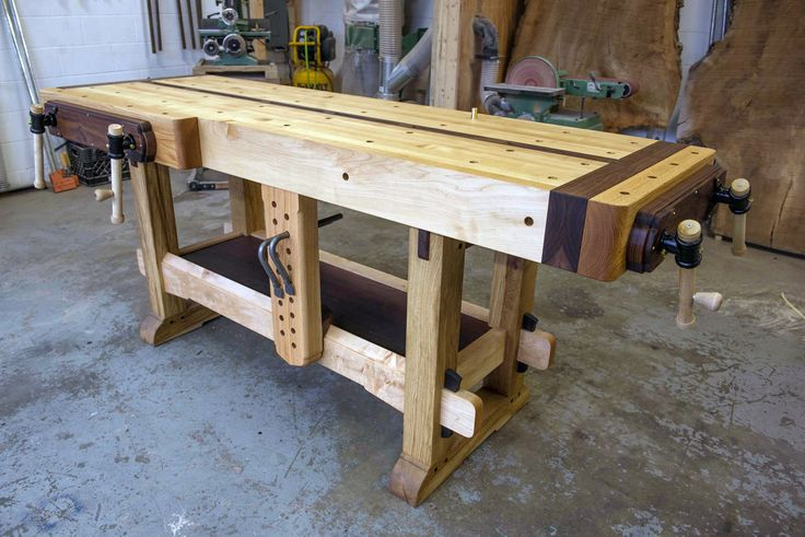 Could This Be The Ultimate Woodworking Workbench?