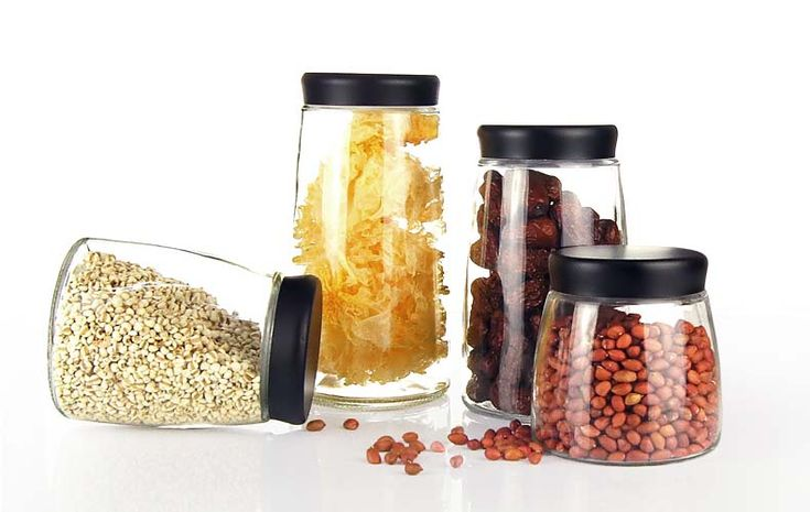 sealed glass jars wholesale
