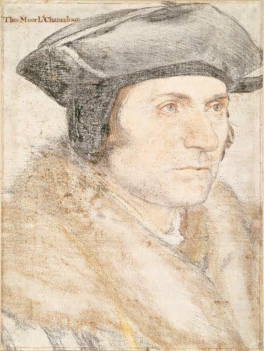 Sir Thomas More (1478 -1535) - Google Arts & Culture
