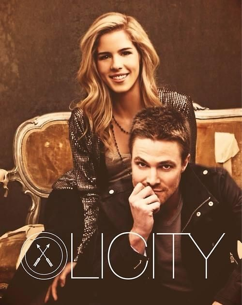 #Olicity #Arrow | Oliver and Felicity | Pinterest | Ship ...