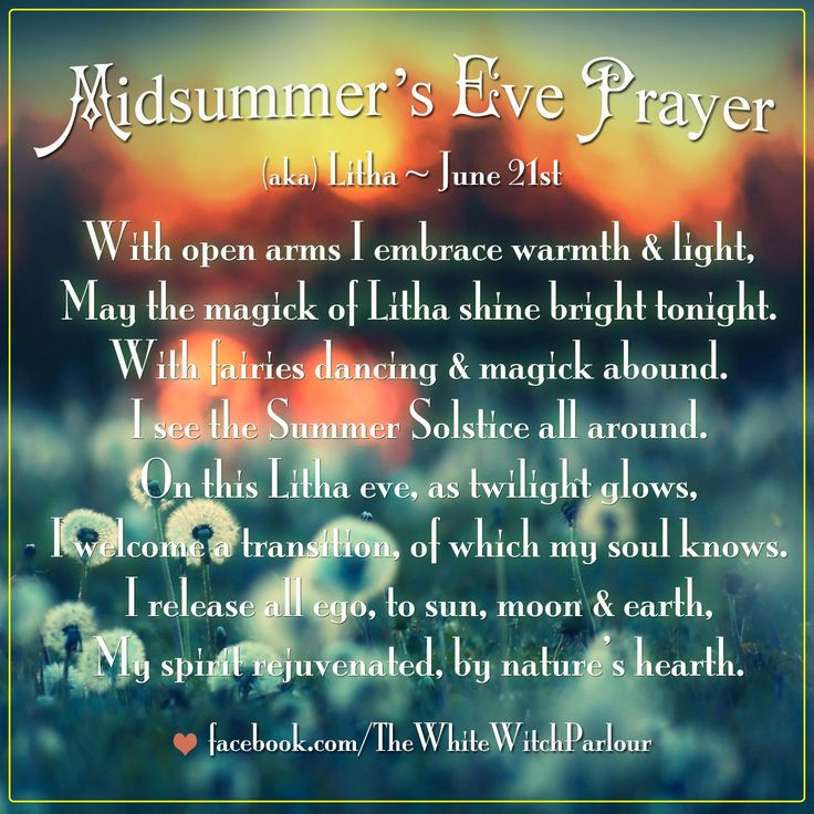 midsummer, litha, midsummers eve, fairies, magick, metaphysical, wicca, ...