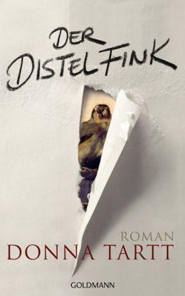 Der Distelfink - Donna Tartt