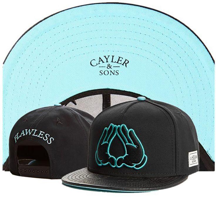 2016 thiết kế thời trang con trai cayler bóng chày ba503 snapback mũ cho nam giới phụ nữ thể thao mũ hip hop gorras planas
