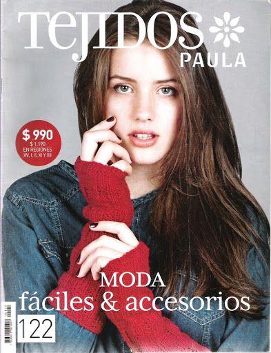 Tejer La Moda 122 - Accesorios Invierno 2012 - Melina Tejidos - Picasa Webalbumok