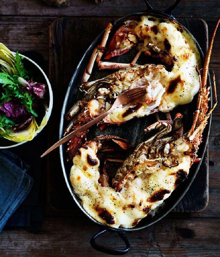 rick stein lobster mornay recipe