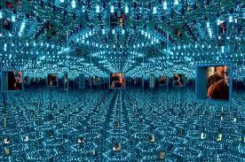 Image result for yayoi kusama infinity mirrors