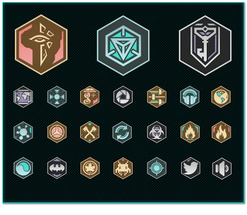 Ingress Medal icons? While im updating them, just wanted to mention if you…