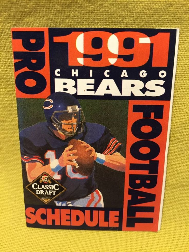 chicago bears spieler